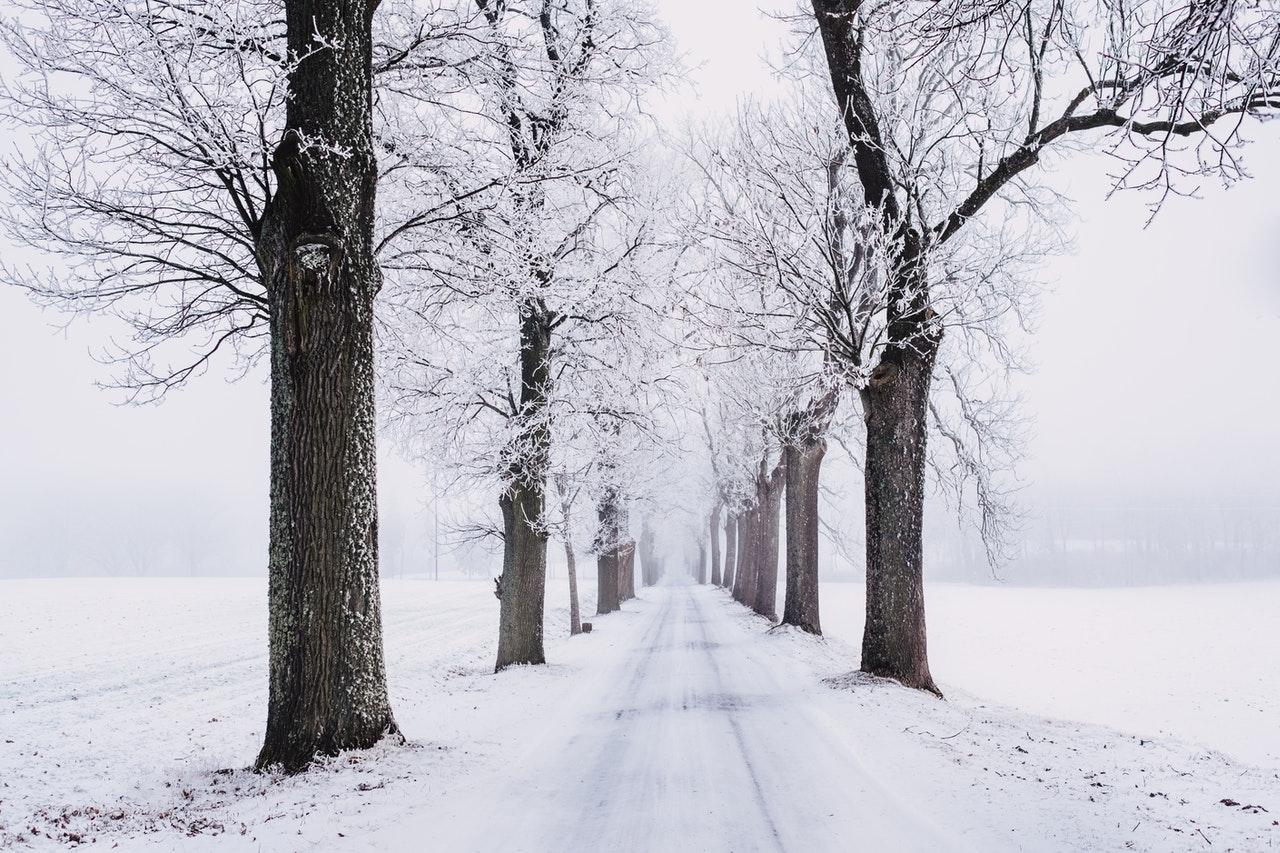Hoe ontstaat sneeuw?
